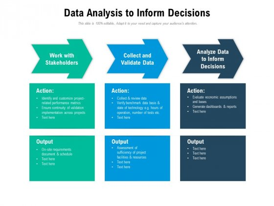 Data_Analysis_To_Inform_Decisions_Ppt_PowerPoint_Presentation_File_Layouts_PDF_Slide_1