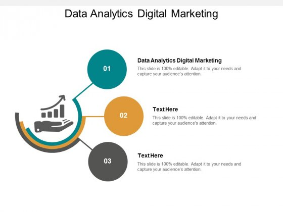 Data Analytics Digital Marketing Ppt PowerPoint Presentation Styles Layout Ideas Cpb