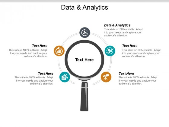 Data And Analytics Ppt PowerPoint Presentation Icon Layouts Cpb