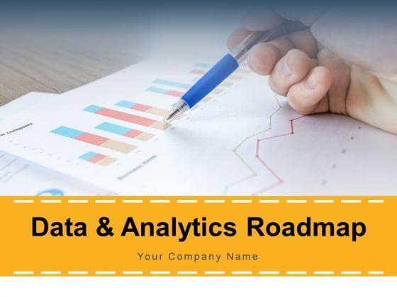 Data And Analytics Roadmap Developing Algorithm Digital Data Analytics Ppt PowerPoint Presentation Complete Deck