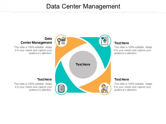 Data Center Management Ppt PowerPoint Presentation Layouts Show Cpb