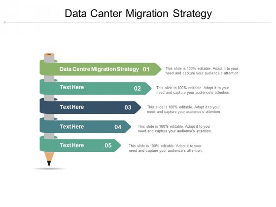 Data Center Migration Strategy Ppt PowerPoint Presentation Infographic Template Inspiration Cpb