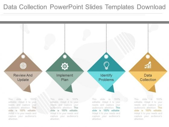 Data Collection Powerpoint Slides Templates Download