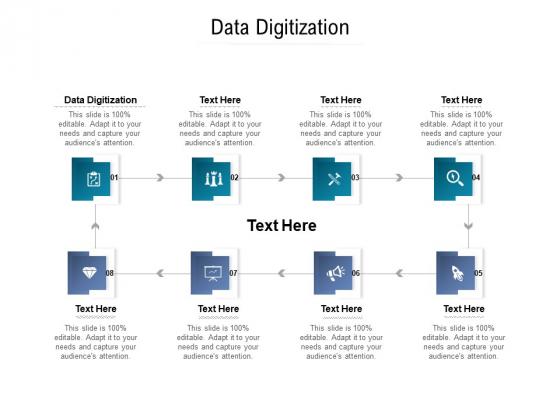Data Digitization Ppt PowerPoint Presentation Ideas Clipart Images Cpb Pdf