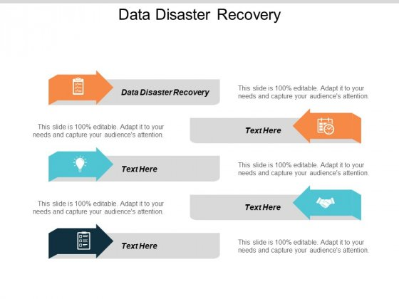 Data Disaster Recovery Ppt PowerPoint Presentation Infographic Template Example File Cpb