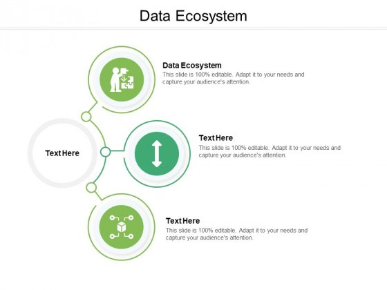 Data Ecosystem Ppt PowerPoint Presentation Gallery Introduction Cpb Pdf