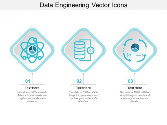 Data Engineering Vector Icons Ppt PowerPoint Presentation Model Graphic Images