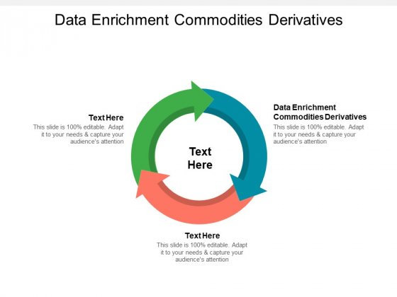 Data Enrichment Commodities Derivatives Ppt PowerPoint Presentation Portfolio Inspiration Cpb Pdf