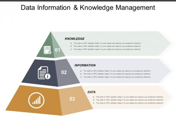 Data Information And Knowledge Management Ppt PowerPoint Presentation Show Shapes