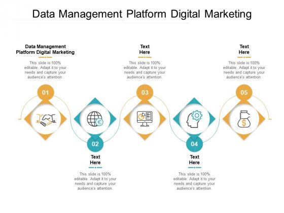 Data Management Platform Digital Marketing Ppt PowerPoint Presentation Portfolio Slides Cpb Pdf