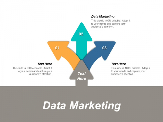 Data Marketing Ppt PowerPoint Presentation Infographic Template Aids