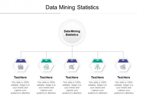 Data Mining Statistics Ppt PowerPoint Presentation Deck Cpb