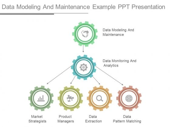 Data Modeling And Maintenance Example Ppt Presentation