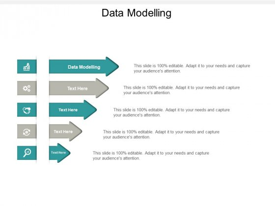 Data Modelling Ppt PowerPoint Presentation Portfolio Slide Cpb
