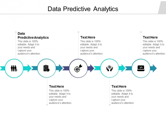 Data Predictive Analytics Ppt PowerPoint Presentation Icon Introduction Cpb Pdf