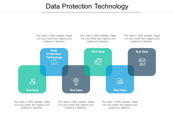 Data Protection Technology Ppt PowerPoint Presentation Styles Diagrams Cpb Pdf