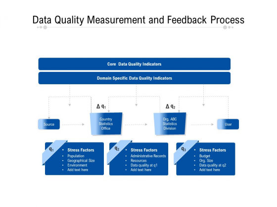 Data Quality Measurement And Feedback Process Ppt PowerPoint Presentation File Guidelines PDF