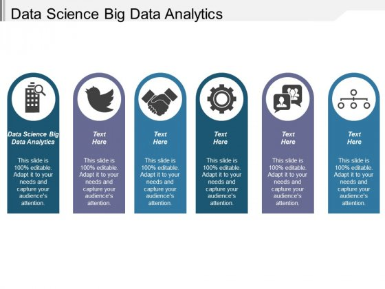 Data Science Big Data Analytics Ppt PowerPoint Presentation Gallery Shapes