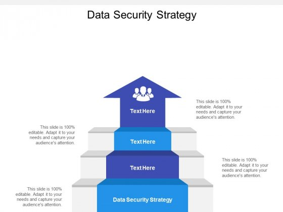 Data Security Strategy Ppt PowerPoint Presentation Portfolio Infographic Template Cpb