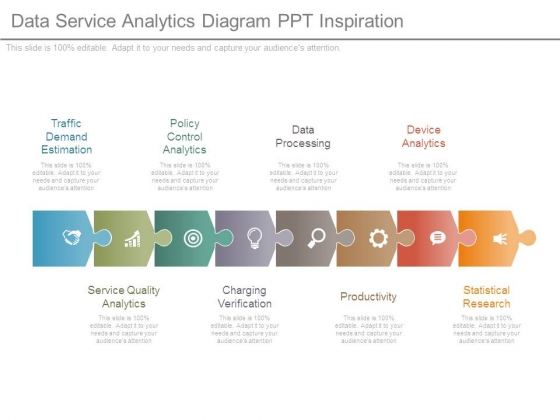Data Service Analytics Diagram Ppt Inspiration