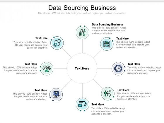 Data Sourcing Business Ppt PowerPoint Presentation Layouts Templates Cpb Pdf