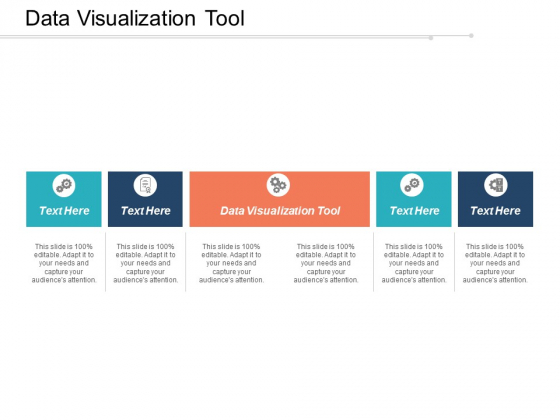 Data Visualization Tool Ppt PowerPoint Presentation Summary Visuals Cpb