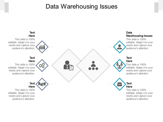 Data Warehousing Issues Ppt PowerPoint Presentation Infographic Template Mockup Cpb Pdf