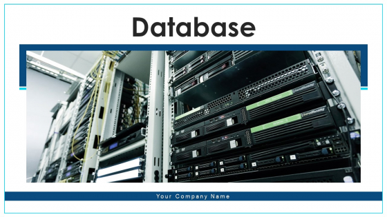 Database Servers Sources Ppt PowerPoint Presentation Complete Deck With Slides