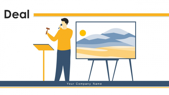 Deal Business Generate Ppt PowerPoint Presentation Complete Deck With Slides