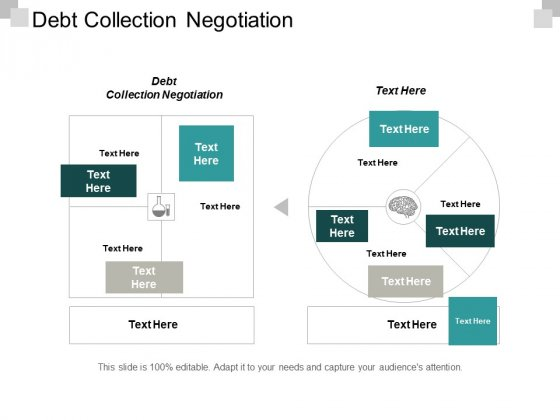 Debt Collection Negotiation Ppt PowerPoint Presentation Ideas Graphics Pictures Cpb