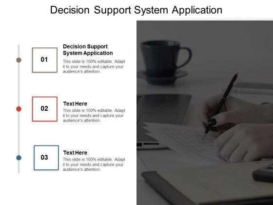 Decision Support System Application Ppt PowerPoint Presentation Portfolio Graphics Design Cpb Pdf