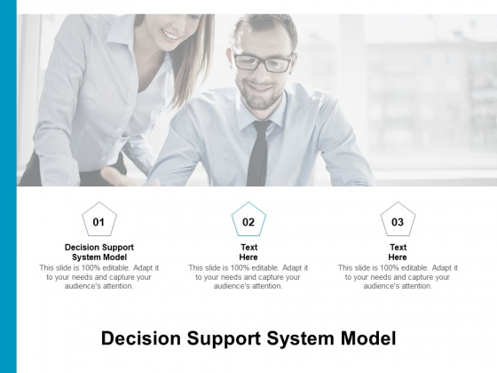 Decision Support System Model Ppt PowerPoint Presentation Styles Vector Cpb Pdf