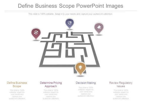 Define Business Scope Powerpoint Images