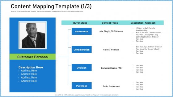 Definitive Guide Creating Content Strategy Content Mapping Template Case Microsoft PDF