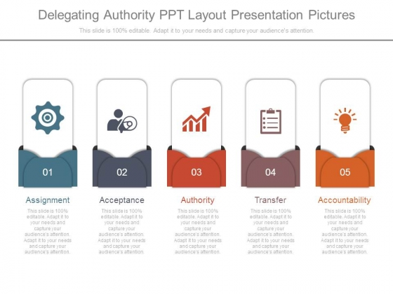 Delegating Authority Ppt Layout Presentation Pictures