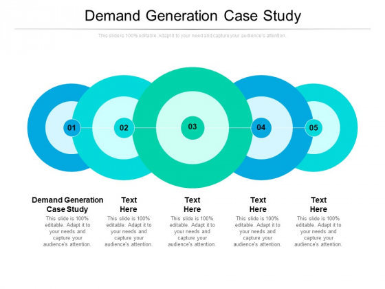 Demand Generation Case Study Ppt PowerPoint Presentation Styles Gallery Cpb Pdf