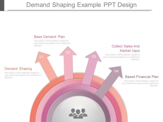 Demand Shaping Example Ppt Design