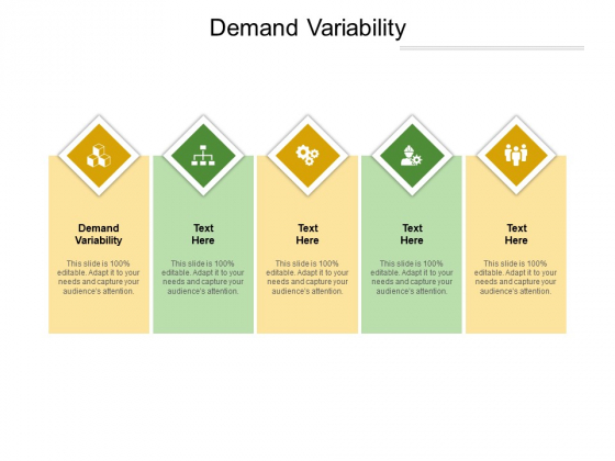 Demand Variability Ppt PowerPoint Presentation Outline Designs Cpb