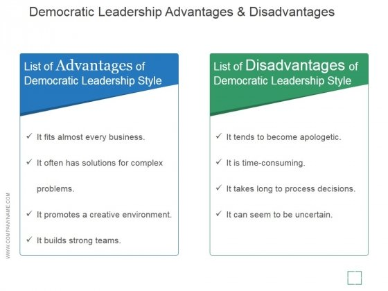 the advantages and disadvantages of some common leadership styles essay Globalization is such a commonly used term in the century it simply means that the world has become integrated economically, socially, politically and culturally through the advances of technology, transportation and communication it is undeniable that globalization has resulted in both positive and.