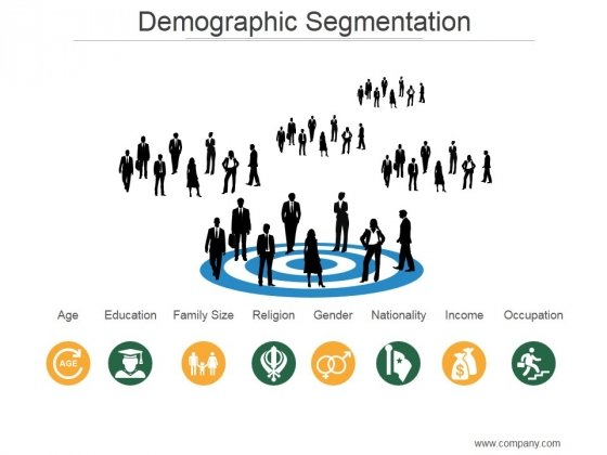 Demographic Segmentation Ppt PowerPoint Presentation Designs Download