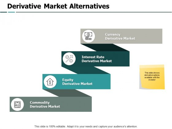 Derivative Market Alternatives Currency Ppt PowerPoint Presentation Outline Elements