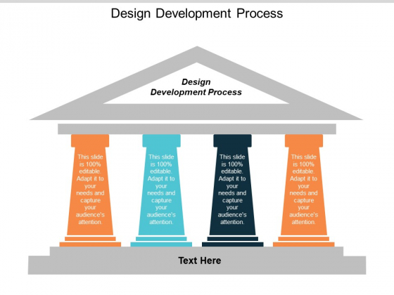 Design Development Process Ppt Powerpoint Presentation Inspiration Microsoft Cpb