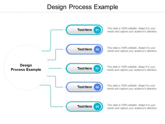 Design Process Example Ppt PowerPoint Presentation Infographics Slide Portrait Cpb