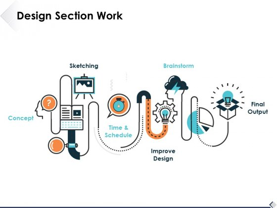 Design Section Work Ppt PowerPoint Presentation Summary Ideas