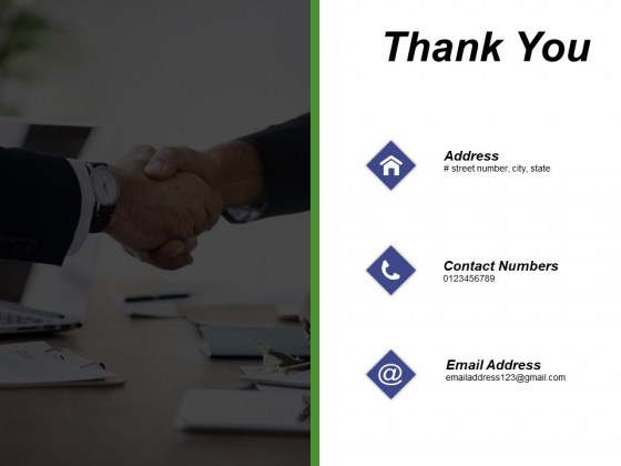 Designing Compensation Systems For Professionals Thank You Ppt Show Elements PDF