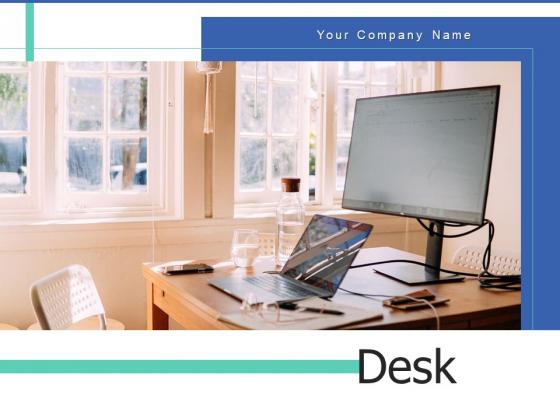 Desk Executives Conference Ppt PowerPoint Presentation Complete Deck