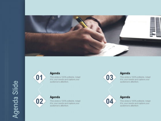 Determine Right Pricing Strategy New Product Agenda Slide Ppt Infographic Template Clipart Images PDF