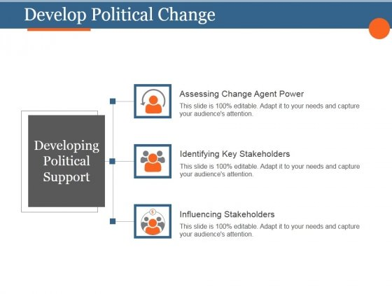 develop political change template 3 ppt powerpoint presentation, Presentation templates