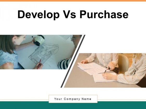 Develop Vs Purchase Knowledge Innovation Ppt PowerPoint Presentation Complete Deck