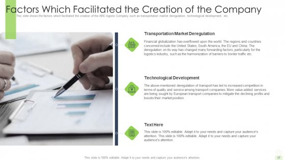 Developing_A_Functional_Logistic_Plan_For_Business_Ppt_PowerPoint_Presentation_Complete_Deck_With_Slides_Slide_17